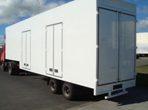 Trailer body types from Boss Motorbodies